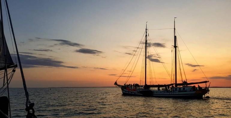 Sailing may in 30.04-02.05.2021